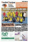 krant HandbalVandaag